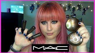 Colección MAC Jade Jagger (Look, swatch, review...)