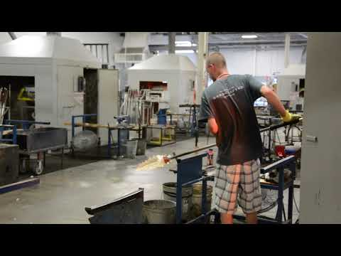 Simon Pearce | Glass Blowing Facility & Store | Oakland, MD