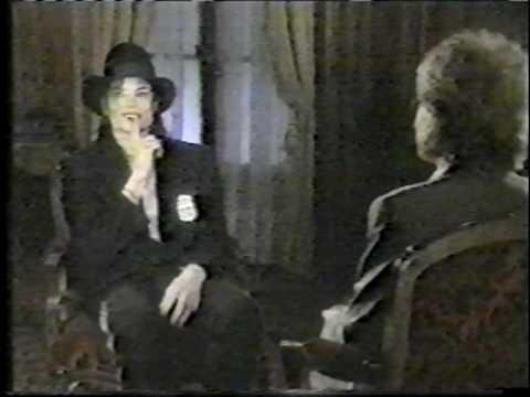 RARE: Michael Jackson Outtake Barbara Walters Interview