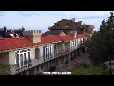 Отдых в Судаке 2018 в отеле Измир