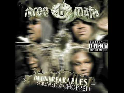 Three 6 Mafia - Wolf Wolf (Screwed & Chopped by DJ Michael 5000 Watts)