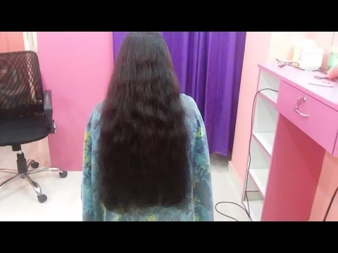 Straight cut for Long Hair at home | Hair Style at Home | TimesNow BreakingNews