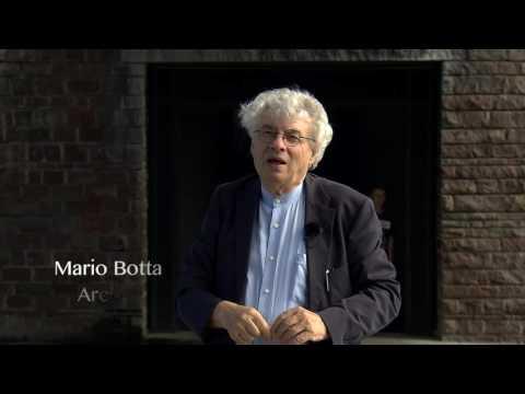 Monte Tamaro Chapel Santa Maria degli Angeli Interview - Guide with Arch. Mario Botta