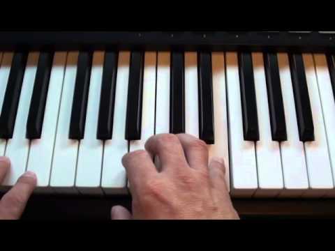 Twilight Piano Theme - Tutorial - Breaking Dawn Part 2 - Carter Burwell