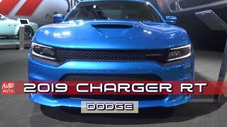 2019 Dodge Charger RT - Exterior And Interior - 2018 LA Auto Show