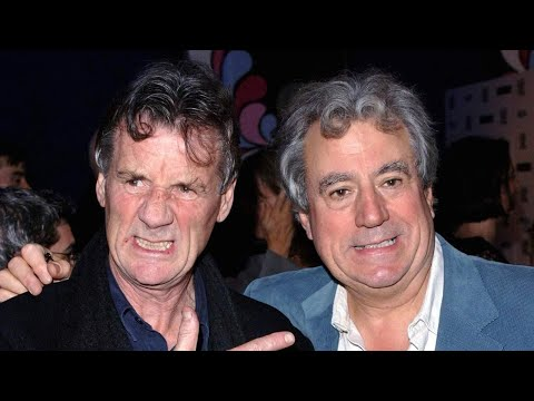 video: Monty Python frontman Terry Jones donated his brain to dementia research