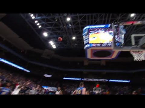 South Dakota State vs. Ohio State: Jackrabbits and Buckeyes combine to score 25 three-pointers