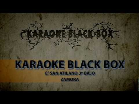 INTRO KARAOKE BLACK BOX