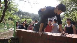 South Korea Parkour / Freerunning Workshop   Parkour Generations Asia