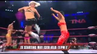 TNA LACEY VON ERICH E ANGELINA LOVE