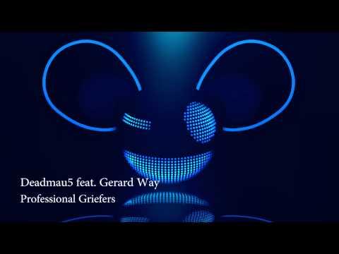 Deadmau5 - Professional Griefers (feat. Gerard Way) 1080p/320 kbps (best audio quality available)