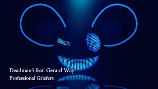 Deadmau5 - Professional Griefers (feat. Gerard Way) 1080HD (best audio quality available)
