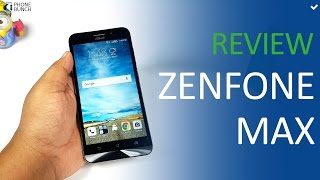 Asus Zenfone Max (2016) Full Review - Excellent Battery life But ...