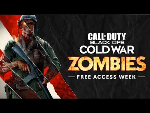 How To Play OUTBREAK For FREE!!! Call of Duty Black Ops Cold War Zombies