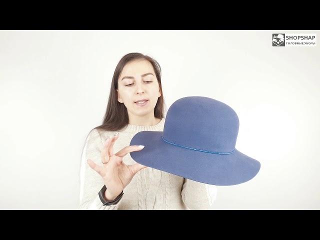 Шляпа, Дельфина Даркблу