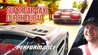 Mit über 1.400PS im Lamborghini Aventador und SLR McLaren durch Dubai | Supercars von PP-Performance