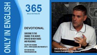 Devotional 365 -  Pastor José Manuel Sierra