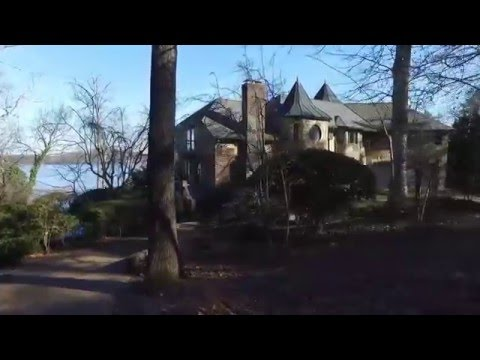Video Luxury Tennessee Waterfront Home Auction