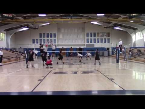 James Chung OH Volleyball Highlights - Class of 2019