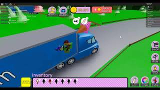 My Lorry :D | Roblox Ice Cream Van Simulator | Part 1