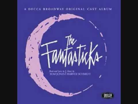 The Fantasticks - Try To Remember (Jerry Orbach)