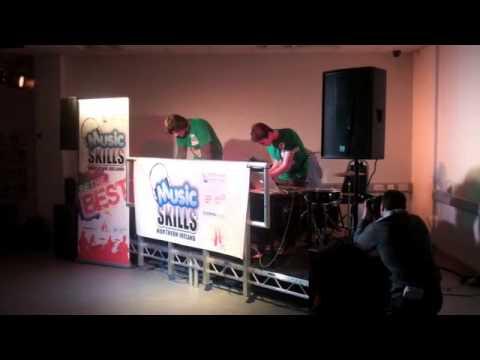 Belfast Met at NI Music Skills 2013 Live Electronics Entry