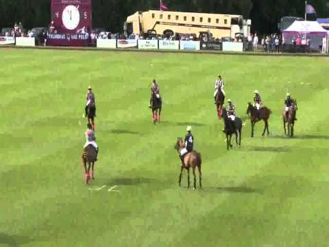 Cartier Queens Cup 2014: Semi-Final - Talandracas vs UAE