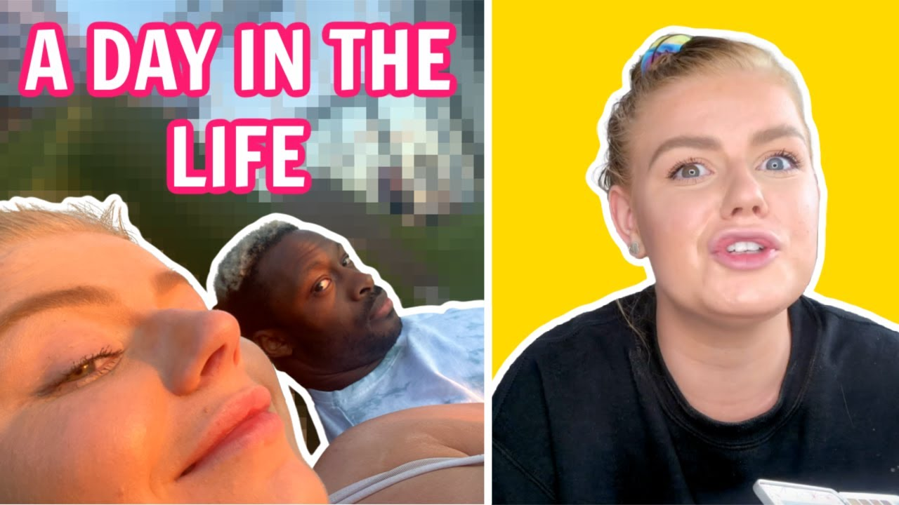 A day in the life VLOG😎 - dinner dates, skincare routine | Lucy Flight