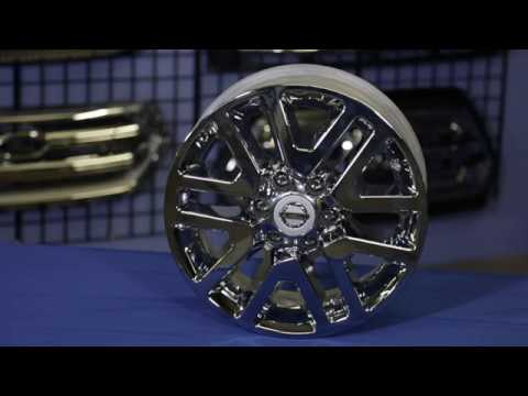 INSTALLATION: IMP427X Impostor Series Wheel Skin for Nissan Frontier