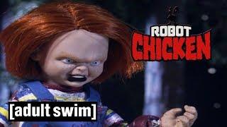 Robot Chicken | Mark Hamill Does Chucky | Adult Swim UK 🇬🇧