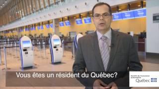 Couverture d'assurance de la SAAQ lors d'un accident hors Québec