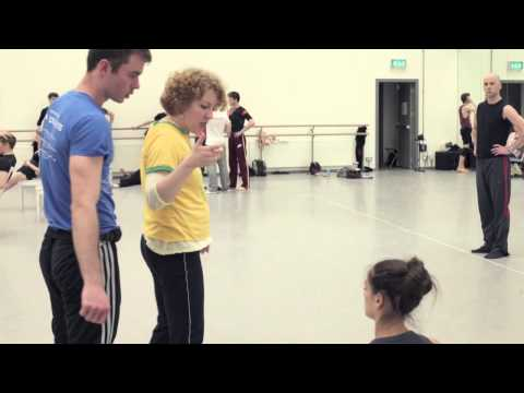 Scottish Ballet: The Making of The Crucible