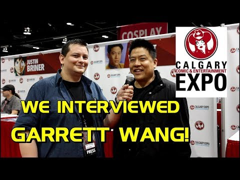 Exclusive Interview with Garrett Wang, Voyager's Ensign Harry Kim!