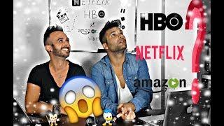 Netflix, HBO, Amazon Prime video | ¿Con cuál te quedas?