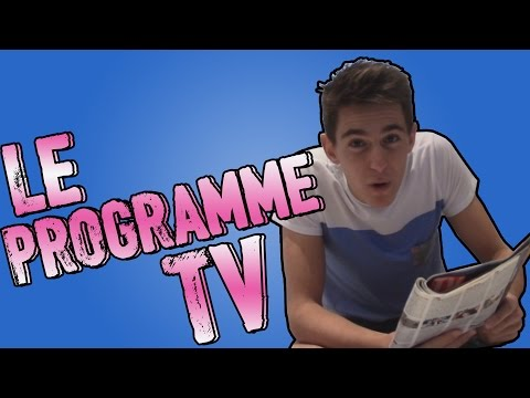 LE PROGRAMME TV