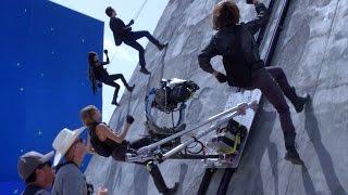 'the Divergent Series: Allegiant' Behind The Scenes