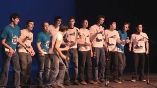 The Water Boys - Billie Jean -2011滑铁卢UWCSSA春节晚会