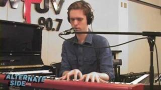 James Blake - Limit To Your Love (Live at WFUV)