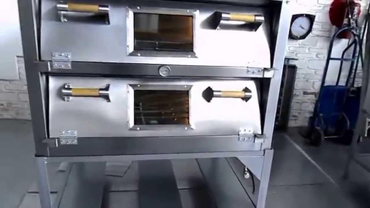 Horno Ideal Para Panadería Youtube