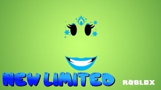 NEW LIMITED ITEM SNOW QUEEN SMILE | Roblox