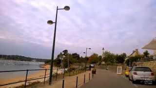 Bretagne - Benodet par la corniche en octobre