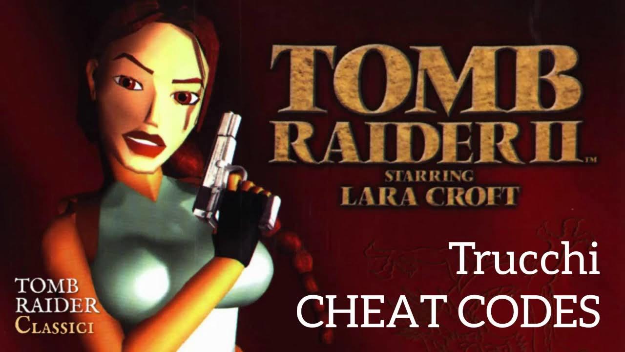 Trucchi Tomb Raider 2 Saltare Livello Tutte Le Armi Medikit