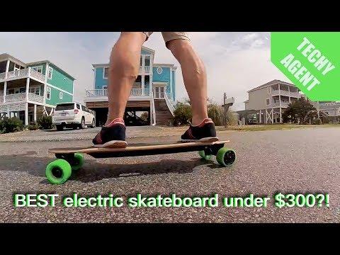 Blitzart Tornado and Blitzart Huracane Electric Skateboard - BEST Electric Skateboard Under $300 ?!