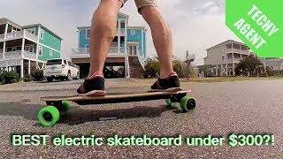 Blitzart Tornado and Blitzart Huracane Electric Skateboard - BEST Electric Skateboard Under $300 ?!