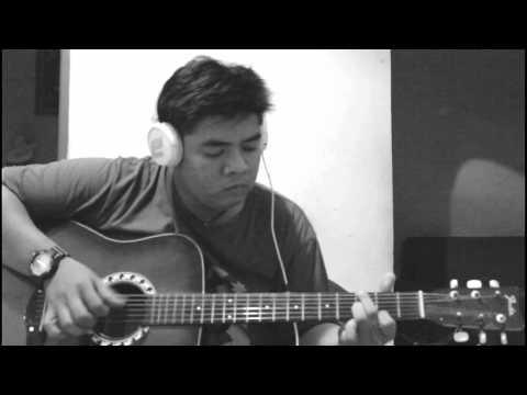 Novan   Fingerstyle Guitar Cover   Benci Untuk mencinta   By Novan