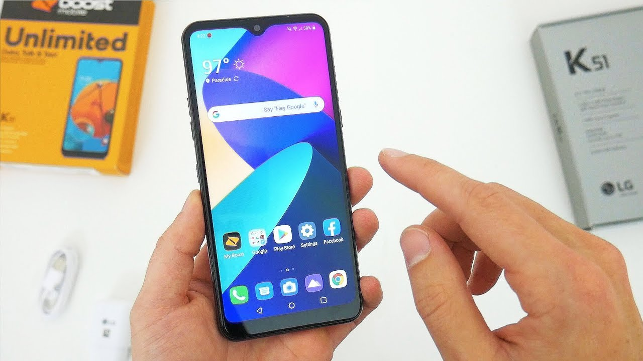 Lg K51 Full Review Buy This Phone For 89 But Not A Dollar More Youtube
