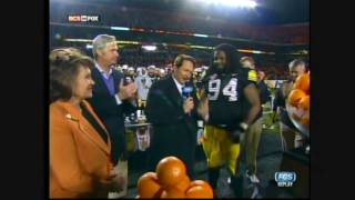 2010 Orange Bowl - #9 Georgia Tech vs. #10 Iowa Highlights
