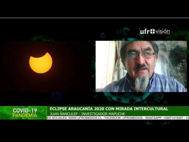 Mirada intercultural del Eclipse Solar 2020| ESPECIAL COVID-19