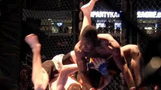 Spartyka Fight League XII : Thomas vs Gray 145