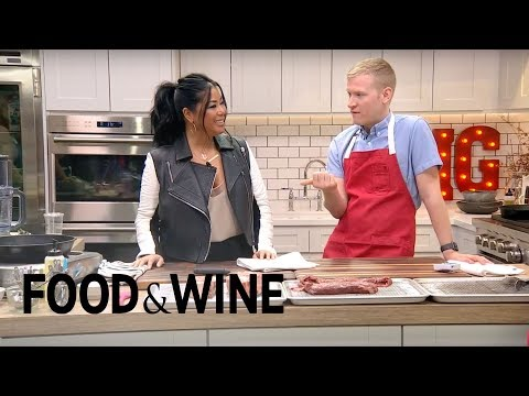 Steak 101 With Angie Mar | Mad Genius Live | Food & Wine